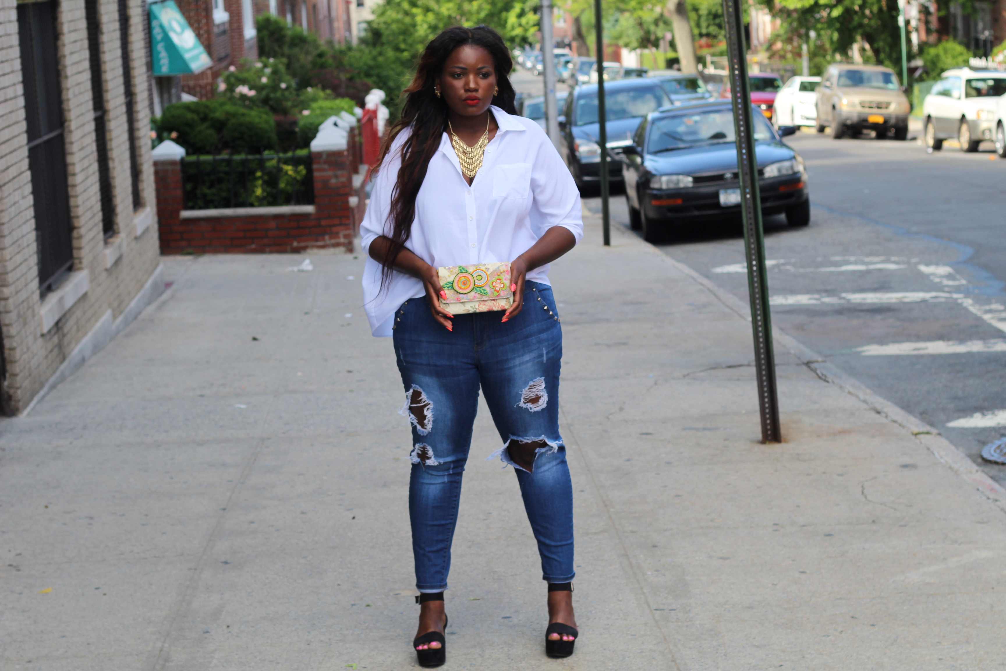 Chic Jeans Plus Size